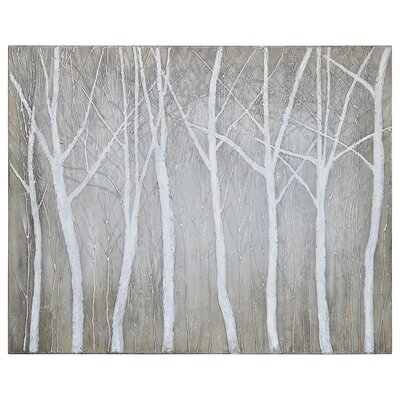 Natural Nature by Patrick St. Germain Painting Print on Canvas by Ren-Wil