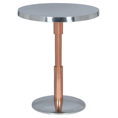 Kristof End Table by Ren-Wil