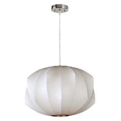 Spirea 1 Light Globe Pendant by Ren-Wil