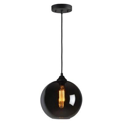 Kobayashi 1 Light Globe Pendant by Ren-Wil