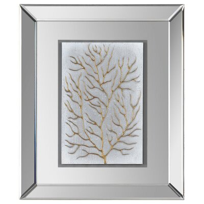 Branching Out II Framed Graphic Art by Ren-Wil