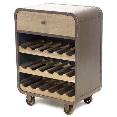 Silas 18 Bottle Wine Rack by Vertuu Design Inc.