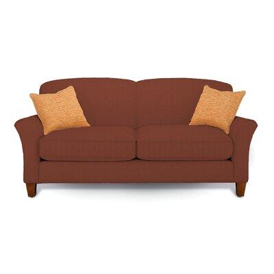 Rowe Furniture Capri Mini Mod Apartment Loveseat