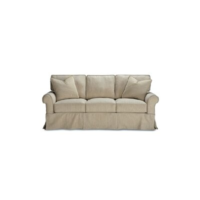 Nantucket Slipcovered Queen Sleeper Sofa by Rowe Furniture