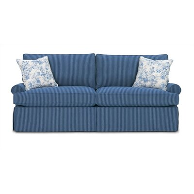 Hartford Slipcovered Sofa and Loveseat by Rowe Furniture