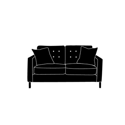 Abbott Loveseat by Rowe Furniture