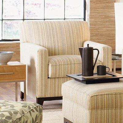 Rowe Furniture Martin Mini Mod Chair and Ottoman