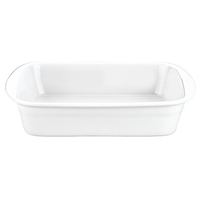 Pillivuyt Rectangular Deep Baker, 3 qt.
