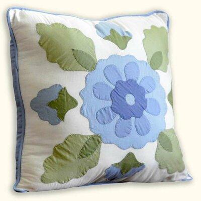 Brenda Cotton Throw Pillow by Nostalgia Home