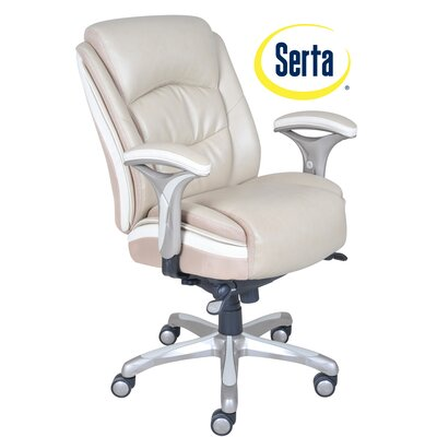 Serenity High-Back Manager Executive Chair by Serta at Home