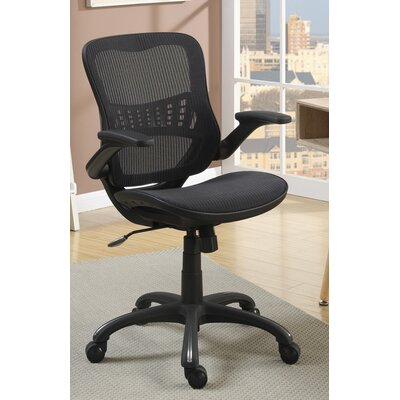 Fusion Mesh Executive Office Chair by Serta at Home