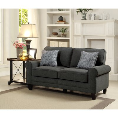 RTA Somerset Loveseat Sofa by Serta at Home