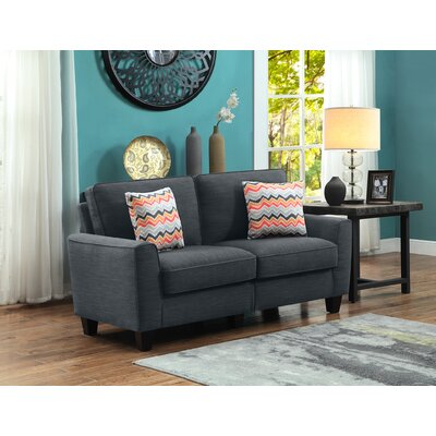 RTA Vivienne Loveseat Sofa by Serta at Home