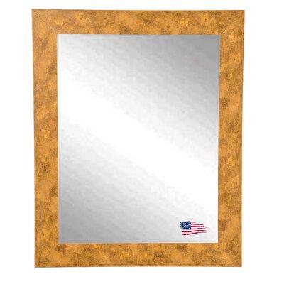 Ava Mosaic Gold Wall Mirror by Rayne Mirrors