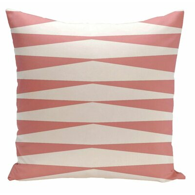 e by design Jennifer Faux Down Fill Throw Pillow