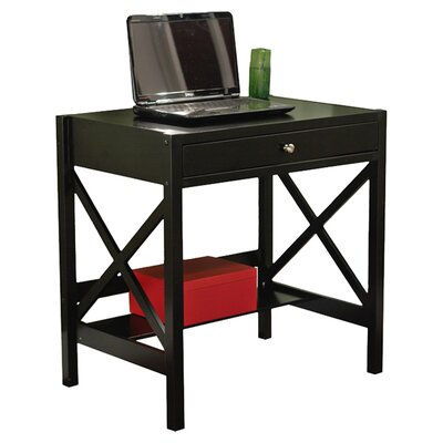 TMS X-Leg 1 Drawer Writing Desk