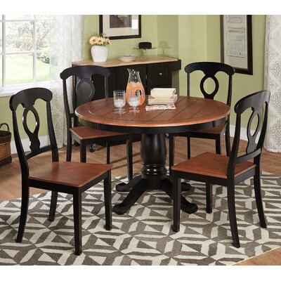 Cabria 5 Piece Dining Set by TMS