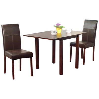 Bettega 3 Piece Dining Set by TMS