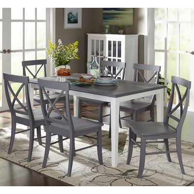 Helena 7 Piece Dining Set by TMS