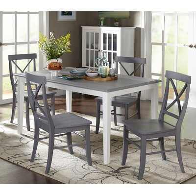 Helena 5 Piece Dining Set by TMS