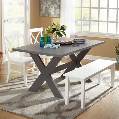 Sumner 4 Piece Dining Set by TMS