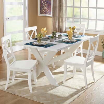 Excalibur 5 Piece Dining Set by TMS
