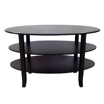 London 3 Tier Coffee Table by TMS