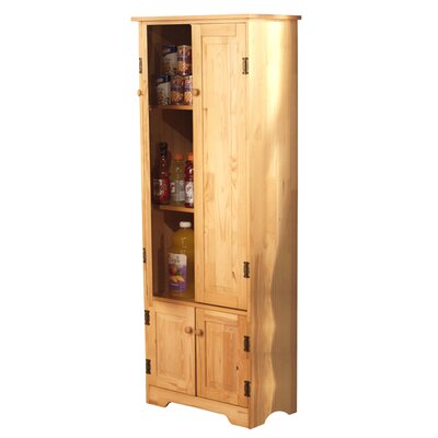 Tms Pine Extra Tall Cabinet Amp Reviews Wayfair