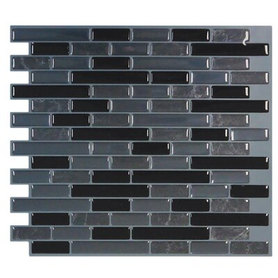 "Mosaik 9.1"" x 10.2"" Mosaic Tile in Multi Product Photo"