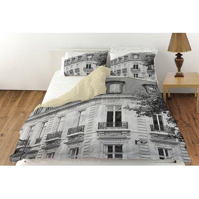 A Travers Paris II Duvet Cover Collection by Thumbprintz