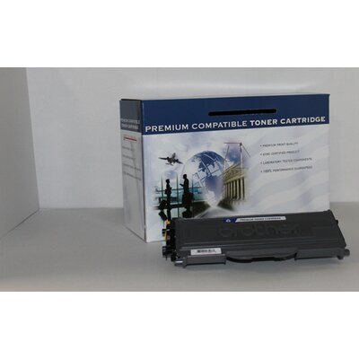 Liberty Laser Solutions, Inc. Brother TN360 High Yeild Reman Toner Cartridge, 2,600 PY, Black