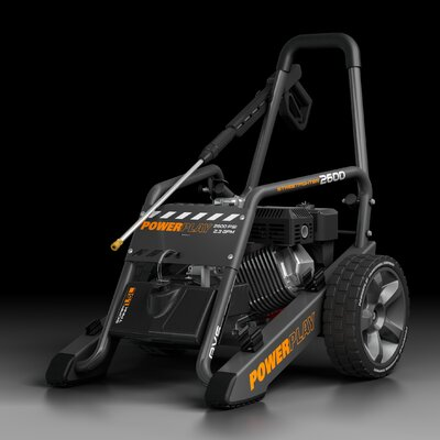 Streetfighter 2600, 2.3GPM Quick Disconnect Power Pressure Washer by Powerplay