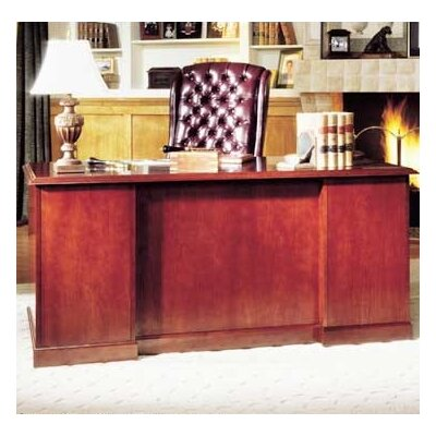 High Point Furniture Legacy Veneer Executive Desk