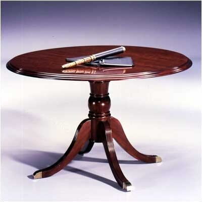 High Point Furniture Traditional 4' Pedestal Table