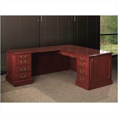 High Point Furniture Bedford Executive Desk