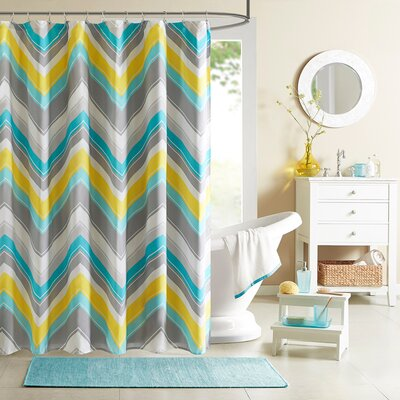 Elise Shower Curtain by Intelligent Design