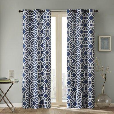 Maci Single Curtain Panel Product Photo