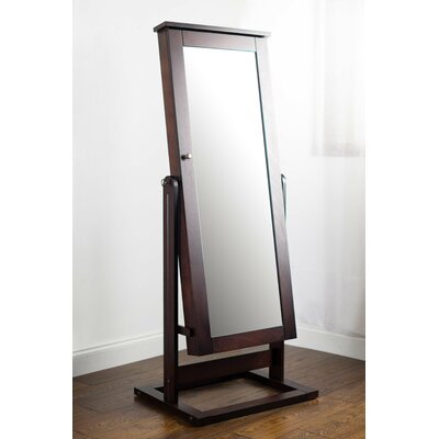 Cheval Pinboard Jewelry Mirror by Hives & Honey