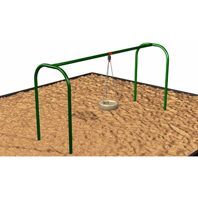 Arched Tire Swing Set Product Photo