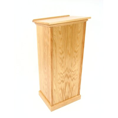 Executive Wood Products Pedestal Full Podium