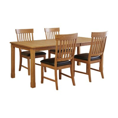 Family 5 Piece Dining Set by Just Cabinets