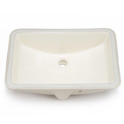 Ceramic Bowl Bathroom Sink Product Photo