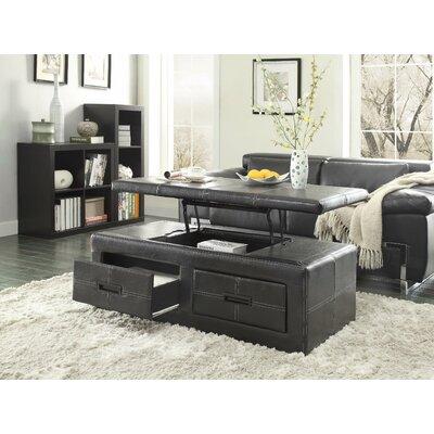 woodbridge home designs baine coffee table with lift top