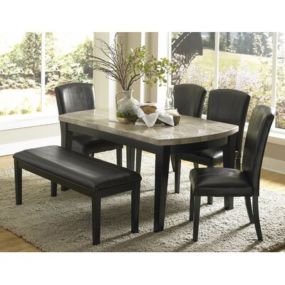 Woodbridge Home Designs Cristo 4 Piece Dining Set Reviews Wayfair