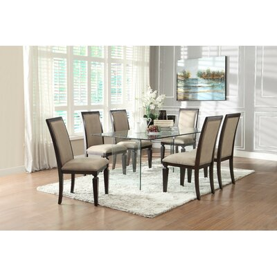 Woodbridge Home Designs Alouette Dining Table Reviews Wayfair