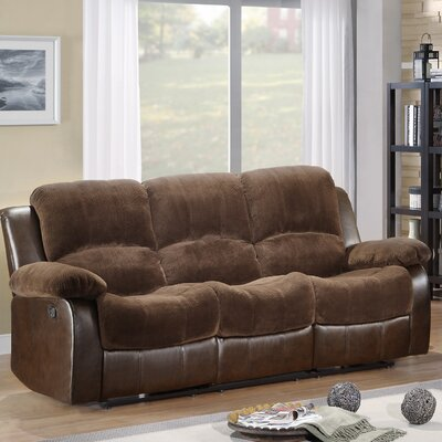 Cranley Double Reclining Sofa by Woodhaven Hill