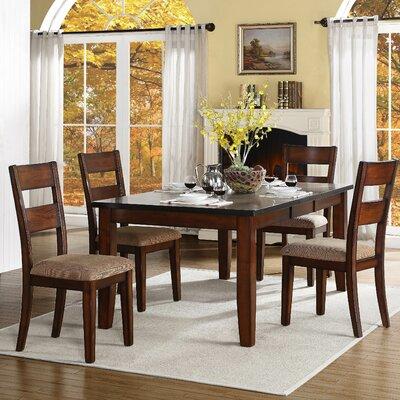 Woodbridge Home Designs Gallatin 3 Piece Dining Set Reviews Wayfair