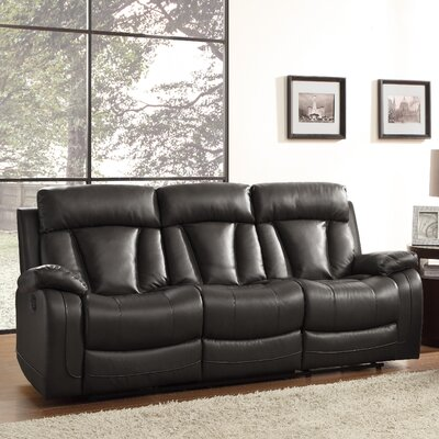 Woodhaven Hill HE7125 Ackerman Double Reclining Sofa