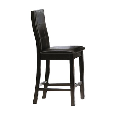 "Woodhaven Hill Sherman 24"" Bar Stool with Cushion"