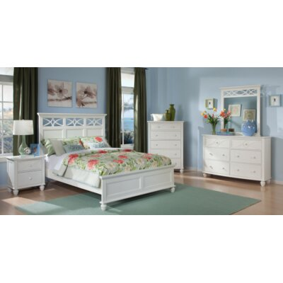 Woodbridge Home Designs Sanibel Panel Bed Reviews Wayfair